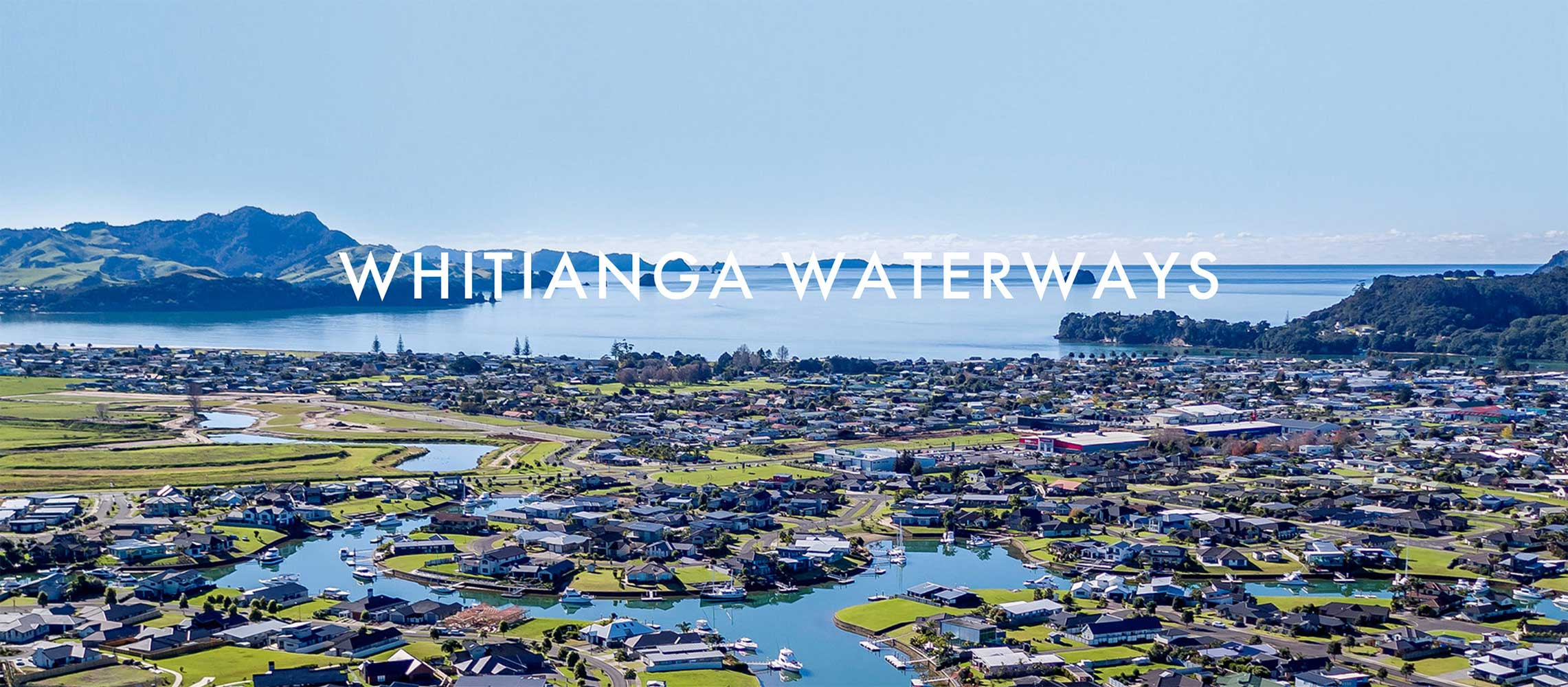 Whitianga waterways